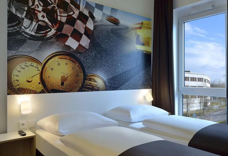 B&B Hotel Stuttgart-Zuffenhausen, Stuttgart, Twin Room, Guest Room