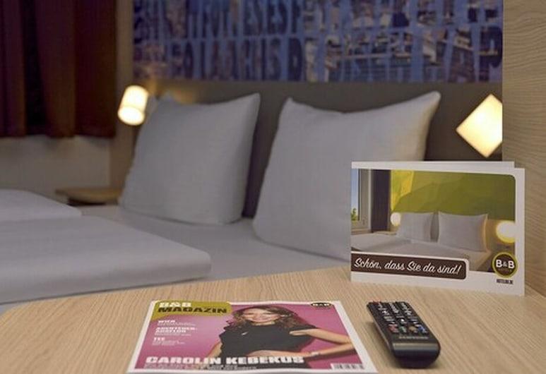 B&B Hotel Köln-West, Kolín nad Rýnem, Pokoj se dvěma jednolůžky, Pokoj