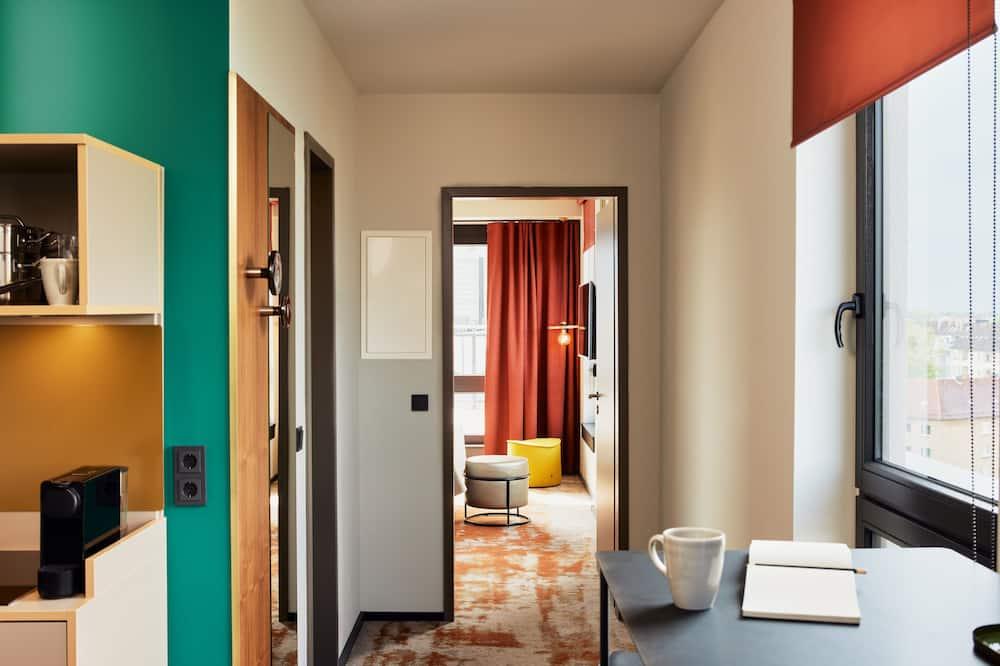 Apartment (Primehood) - Living Area