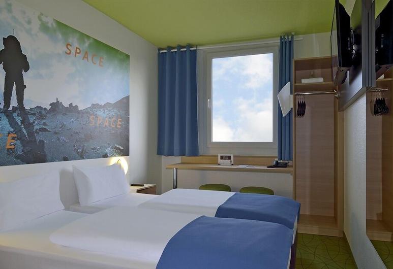 B&B Hotel Köln-Airport, كولون, غرفة مزدوجة, غرفة نزلاء