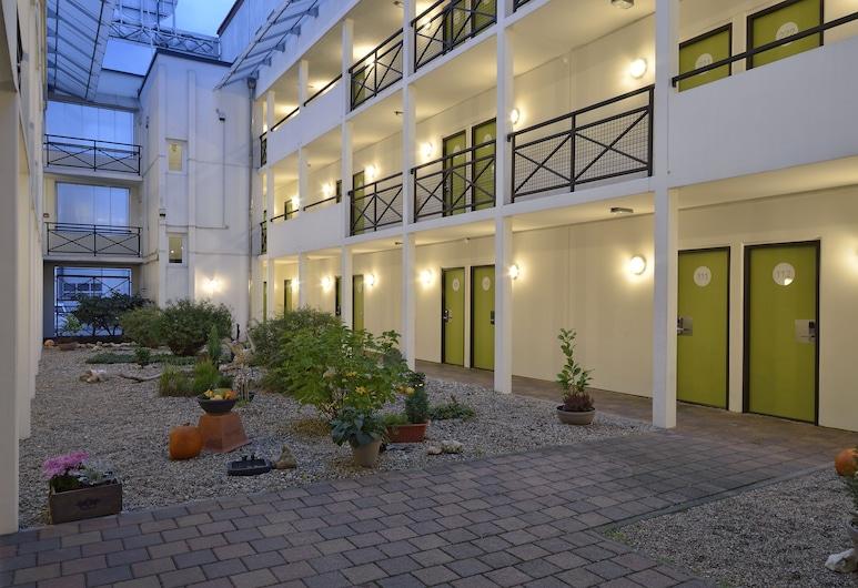 B&B Hotel Ingolstadt, Ингольштадт, Двор