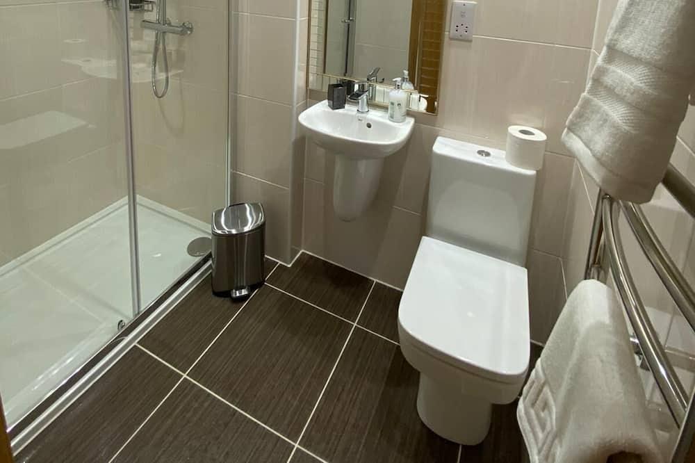 經典公寓, 獨立浴室, 城市景 (Apartment 8) - 浴室
