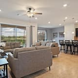 Ev, Birden Çok Yatak (5441MOC - Solterra Resort) - Oturma Odası