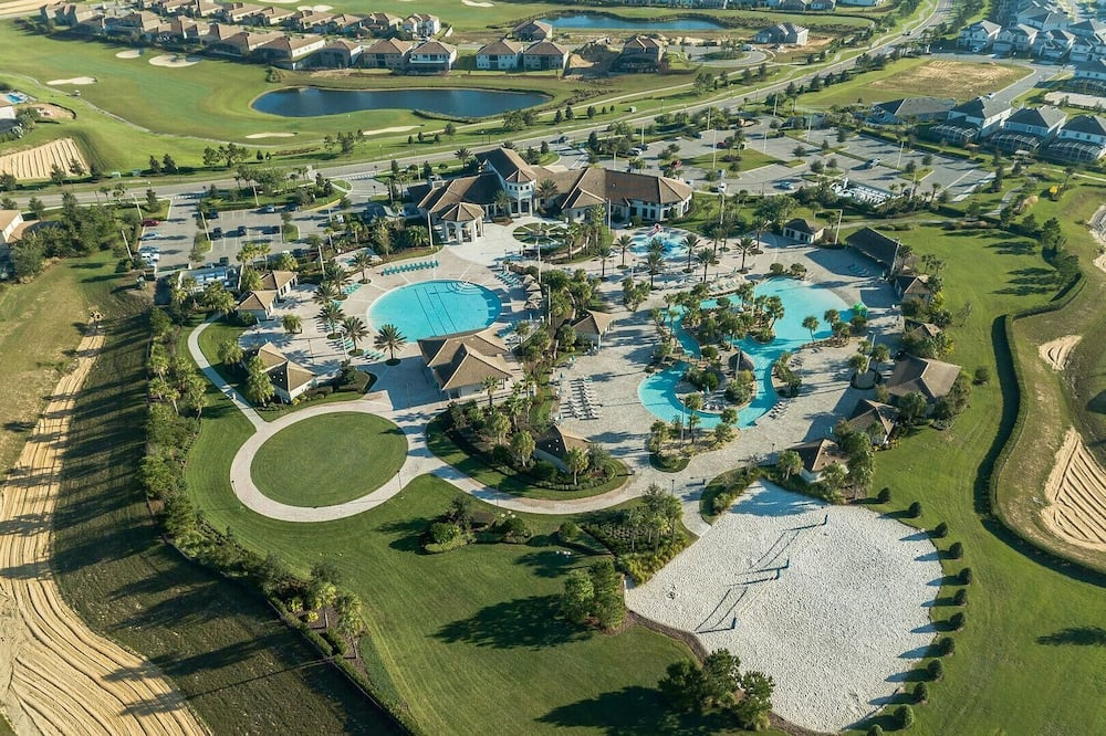 House, Multiple Beds (8890CCD-The Retreat at ChampionsGate) - Pool