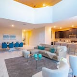 House, Multiple Beds (831DSD-The Retreat at ChampionsGate) - Living Room