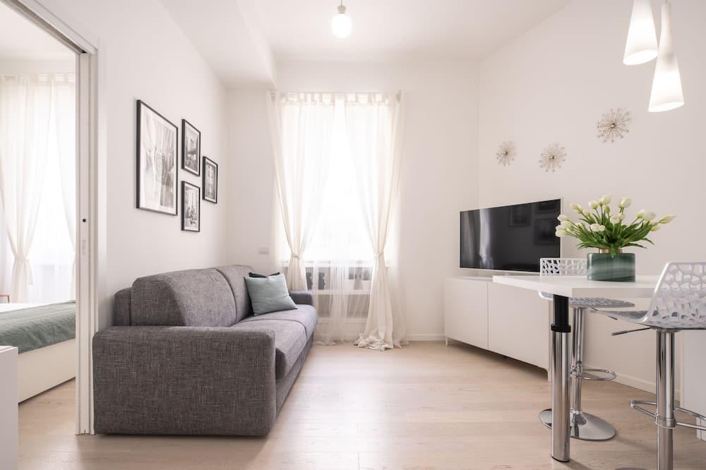Căn hộ Deluxe, 1 phòng ngủ - Khu phòng khách