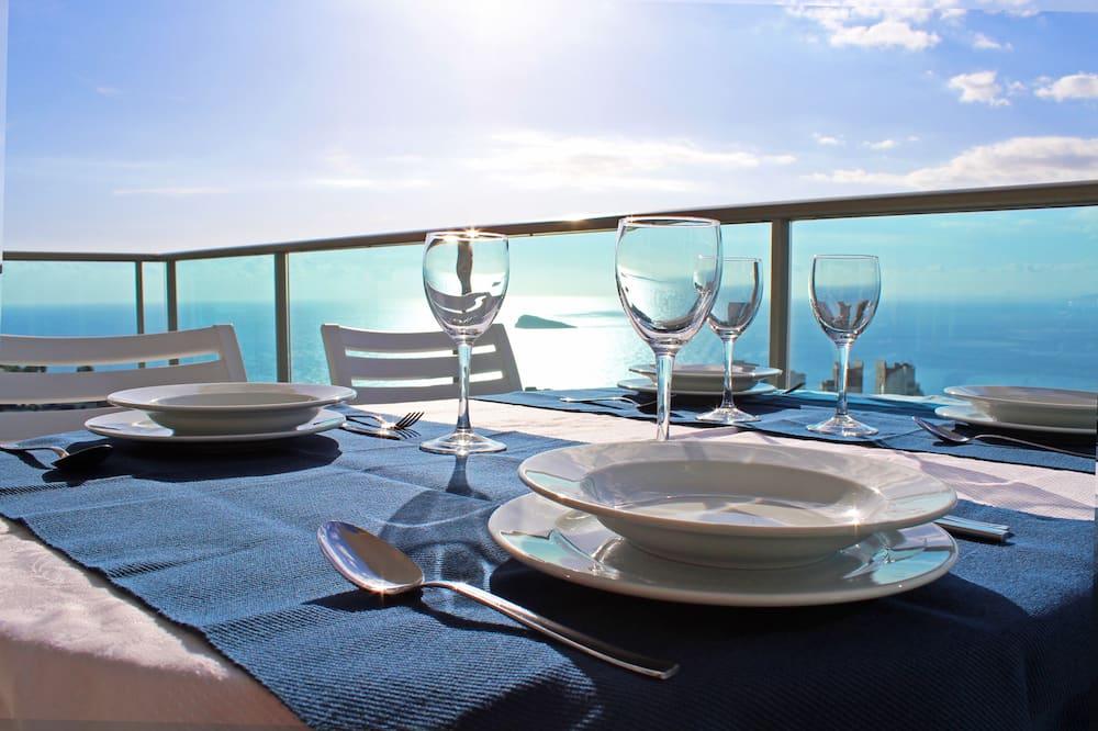 Superior Apartment, Terrace, Sea View - Terrace/Patio