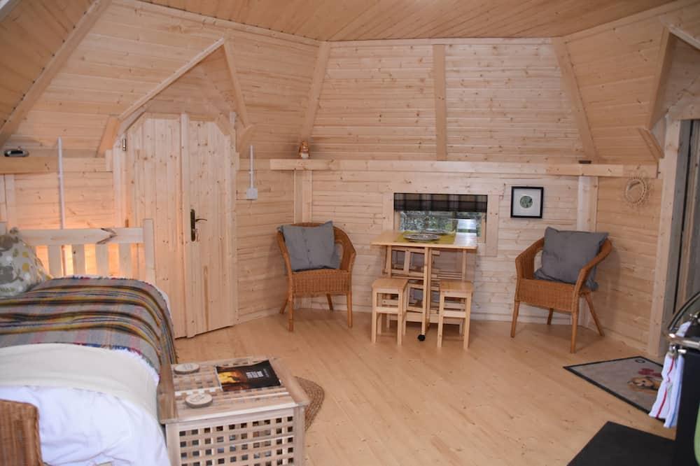 基本小木屋 - 客廳