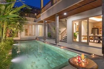 A(z) Villa Daun 2 Canggu by Nagisa Bali hotel fényképe itt: Canggu