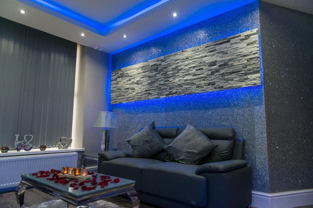 Executive suite, s kupaonicom (Ground Floor Flat) - Salon
