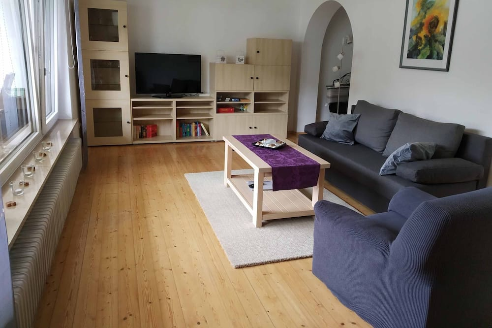 Apartment, Ground Floor - Living Room