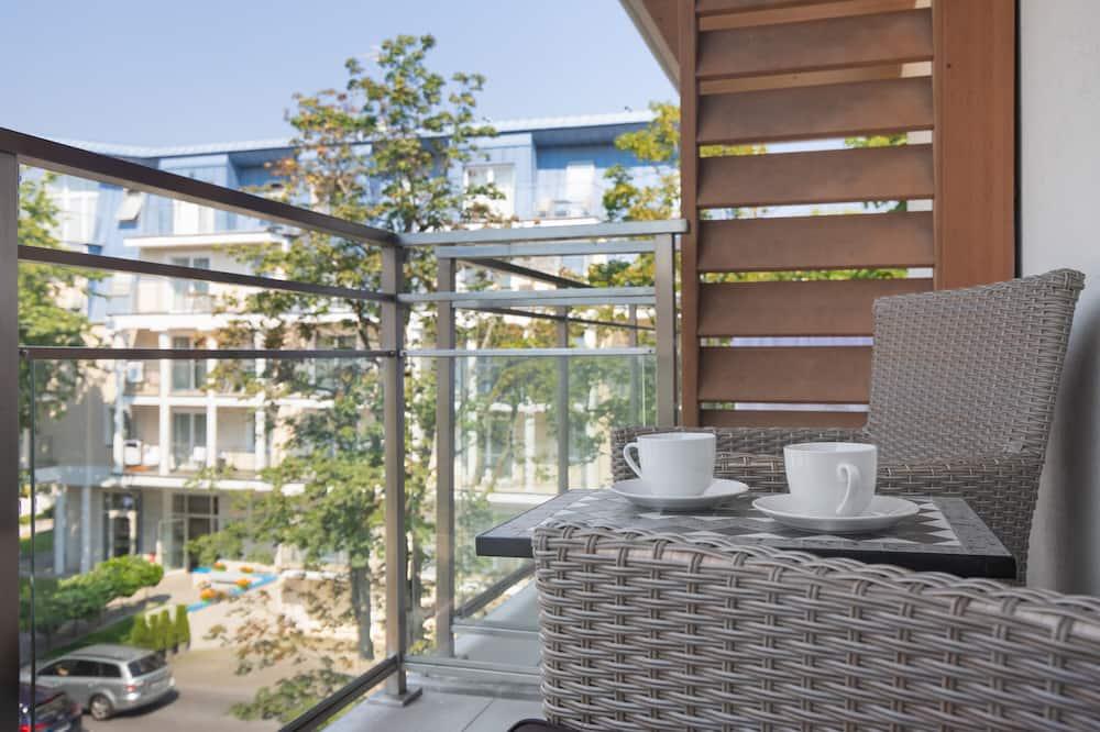 Studio, balkon, u pláže - Balkón