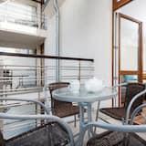 Apart Daire, 1 Yatak Odası, Balkon, Plaj Kenarı - Balkon