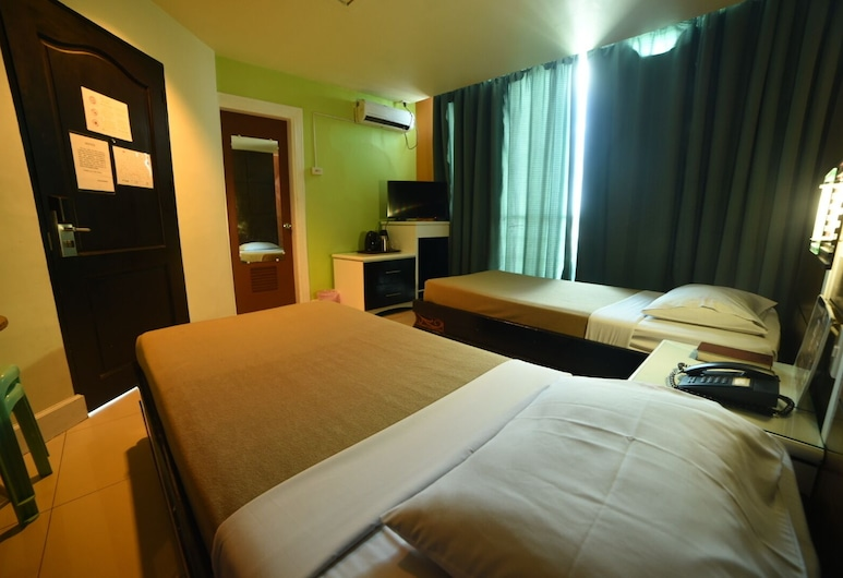 Marcian Business Hotel, Zamboanga, Superior Double Room, Guest Room