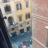 Dzīvokļnumurs, vairākas gultas - Balkons