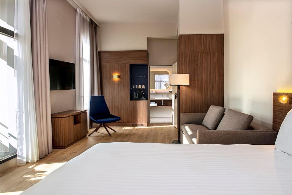 Junior Suite - Living Area