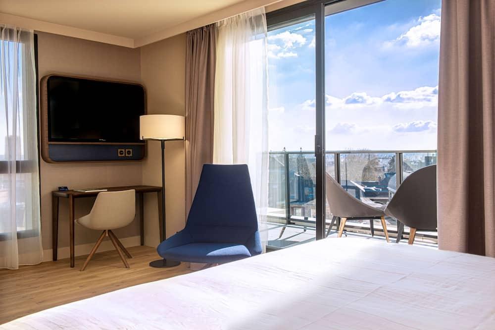 Junior Suite, Terrace - Balcony
