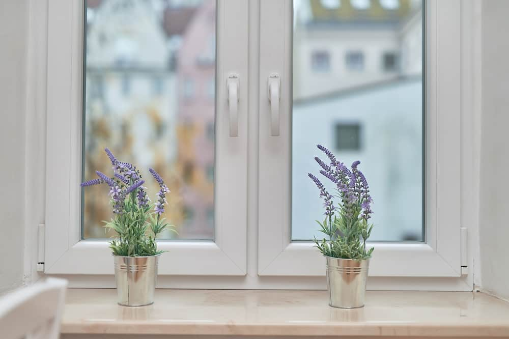 Studio, Kitchen - Living Area