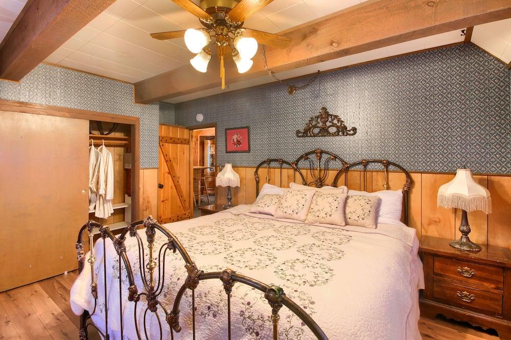 Luxury-Chalet - Wohnbereich