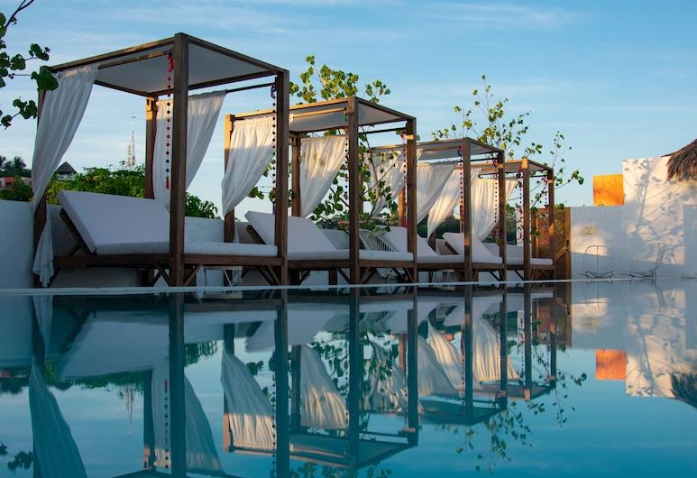 Sayulinda Hotel, Sayulita, Pool