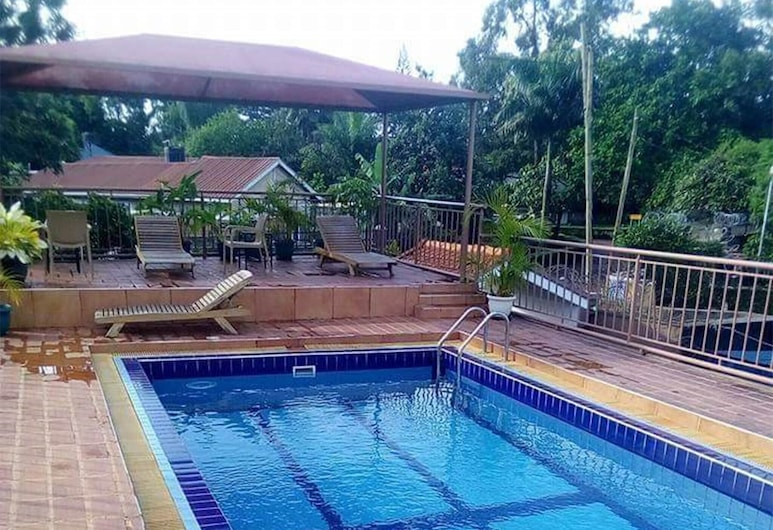 If Youre in Kampala for Business or Pleasure 243 Apartments is a Great Choice, Kampala, Bazén