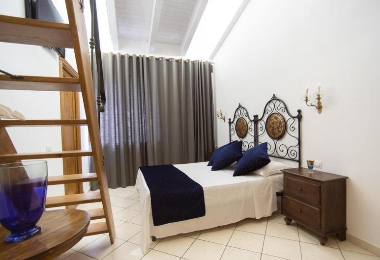 Leano Agriresort - Superior Quadruple Room With Mezzanine, Piazza Armerina, Δωμάτιο επισκεπτών
