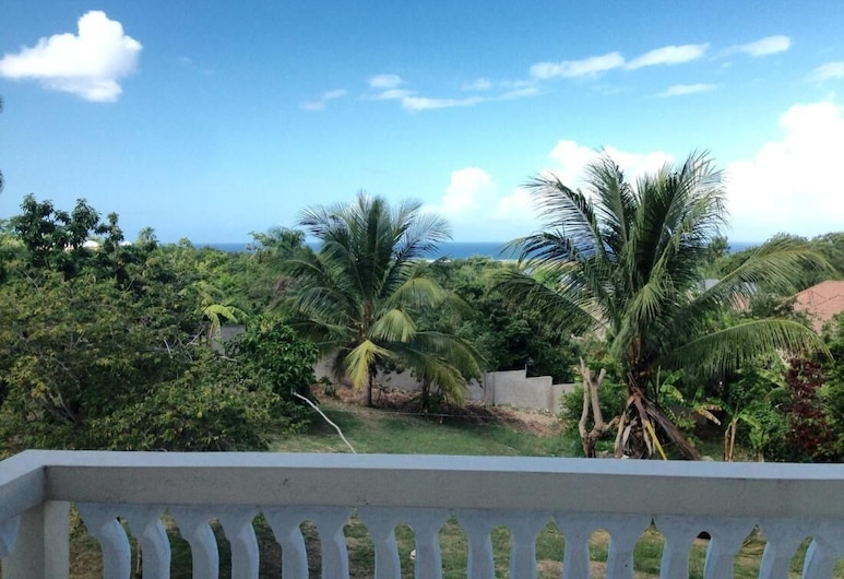 Rose View Apartment - Montego Bay, Montego Bay, Μπαλκόνι