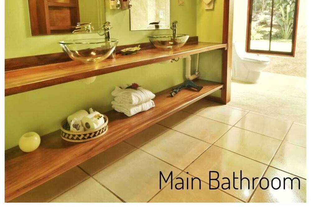 Colibri Family Suite - Badezimmer