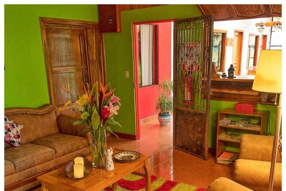 Colibri Family Suite - Wohnbereich