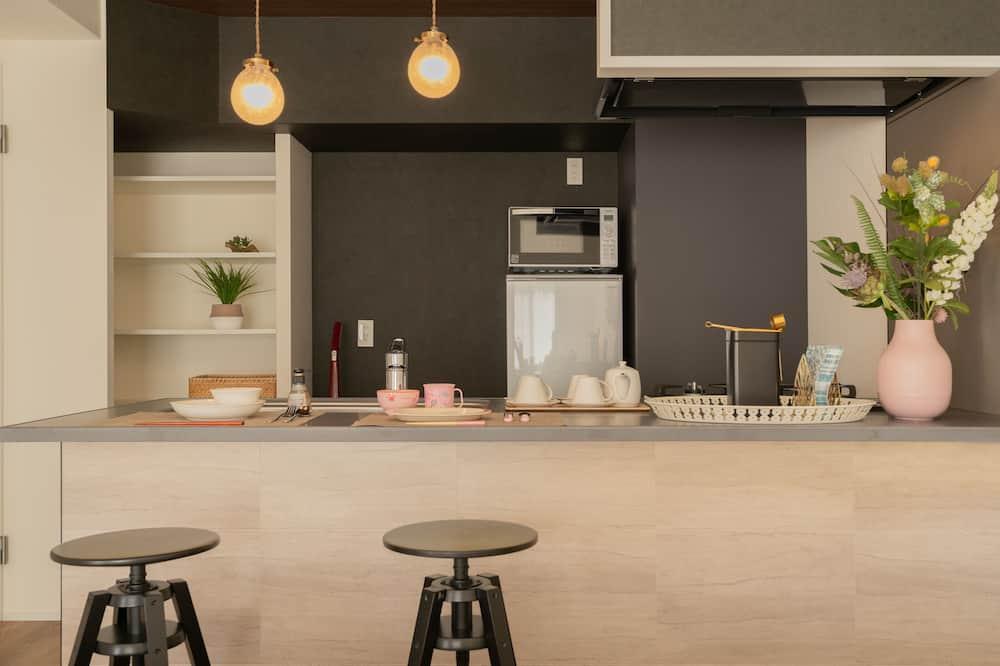 Apartamento familiar - Zona de estar