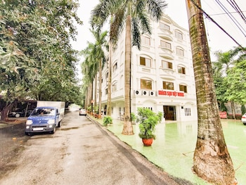 Hai Phong bölgesindeki Viet Trung Hotel resmi