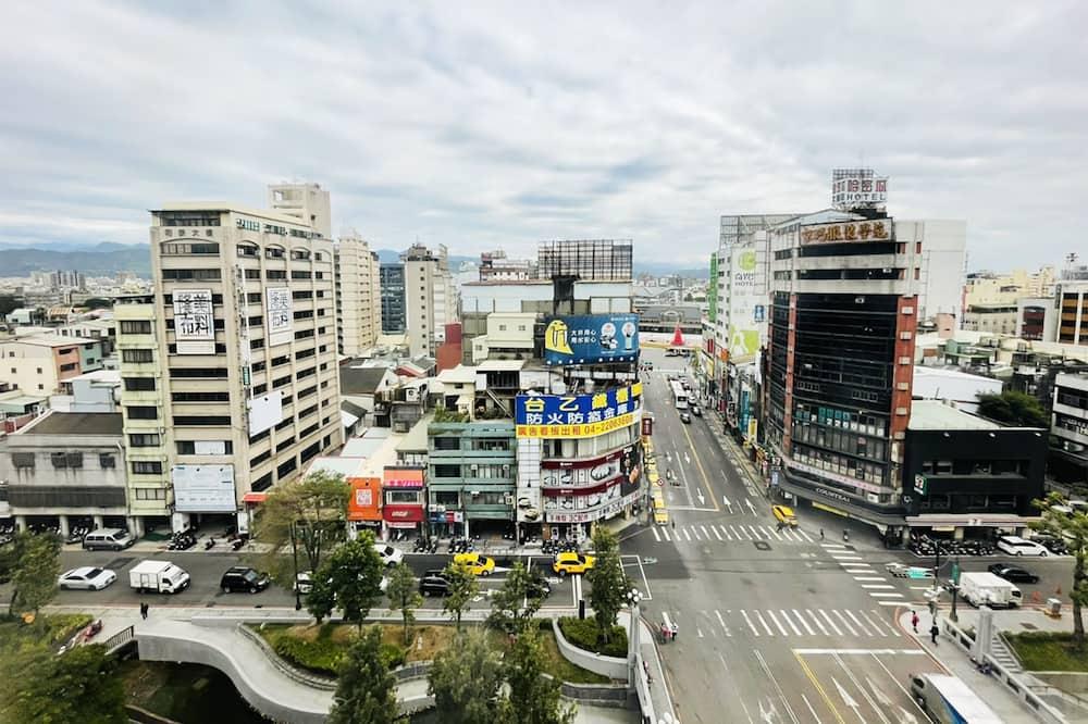 豪華四人房 - 城市景觀