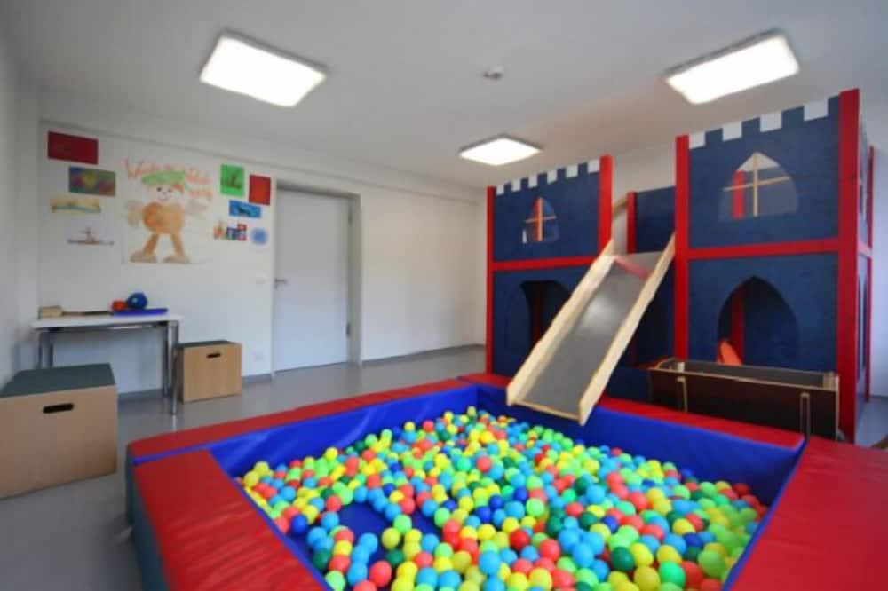 Priestory pre hranie detí – vnútorné