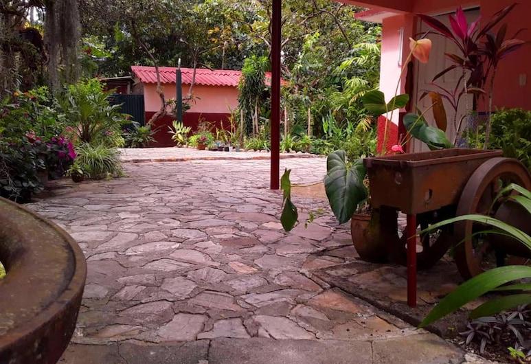 Casa Miriam Candelaria, Candelaria, حديقة