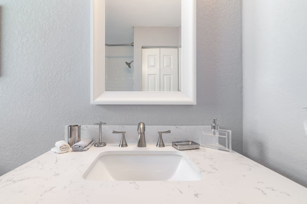 Bungalow, 4Schlafzimmer - Badezimmer