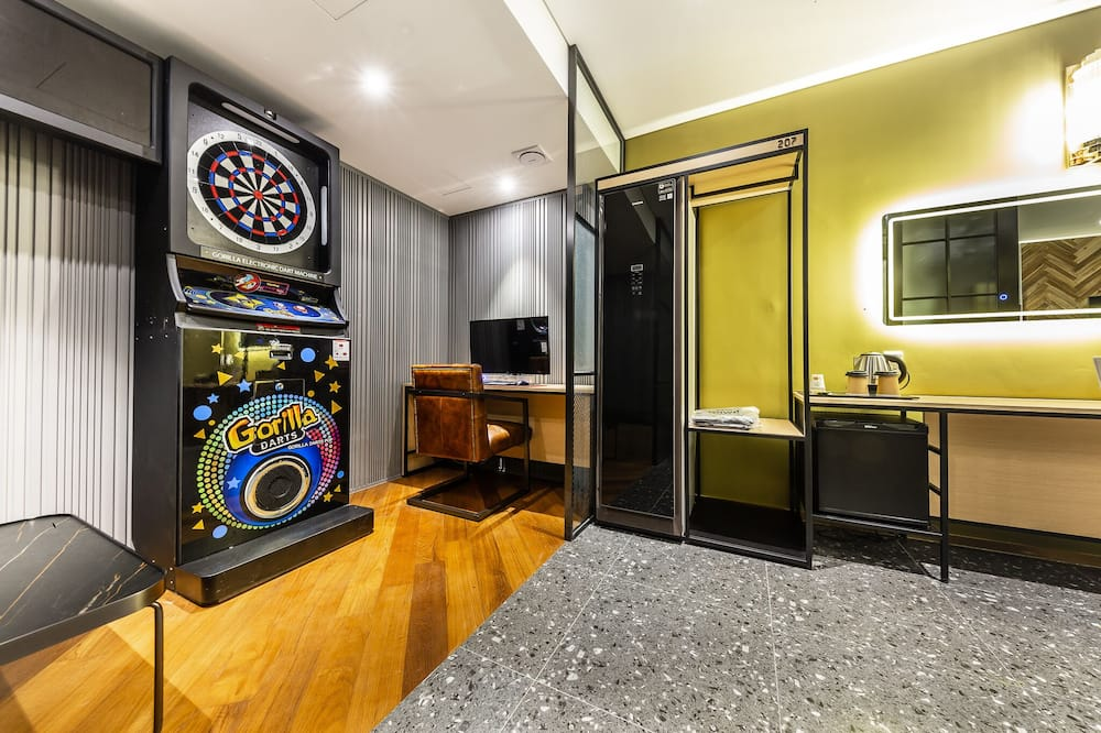 Rodinná dvojlôžková izba - Obývacie priestory