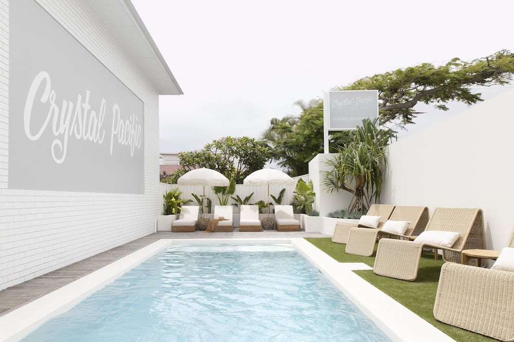 Crystal Pacific Palm Beach
