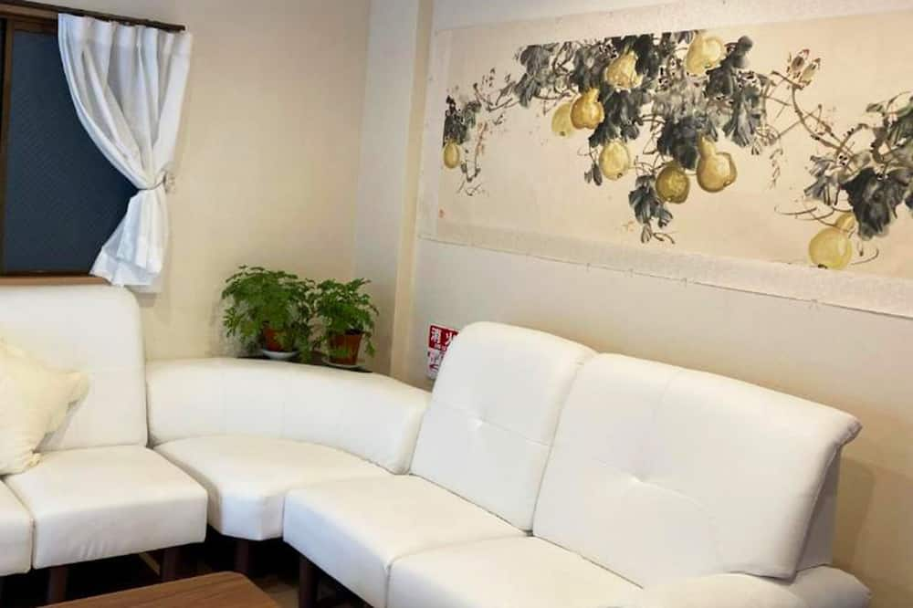 Domek typu Basic - Obývací pokoj