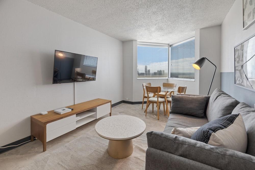 Basic-Zimmer, Mehrere Betten - Wohnbereich
