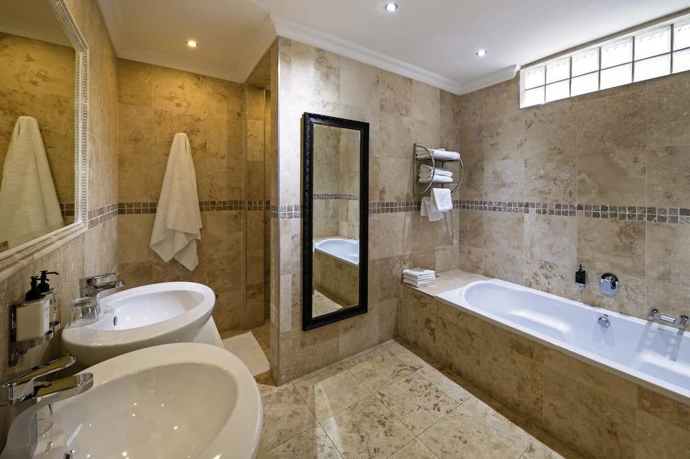 行政客房 - 浴室