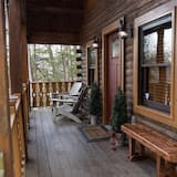 Cabin (*DONT MISS* CABIN ON THE RIVER ~ YOUR) - Balkoni