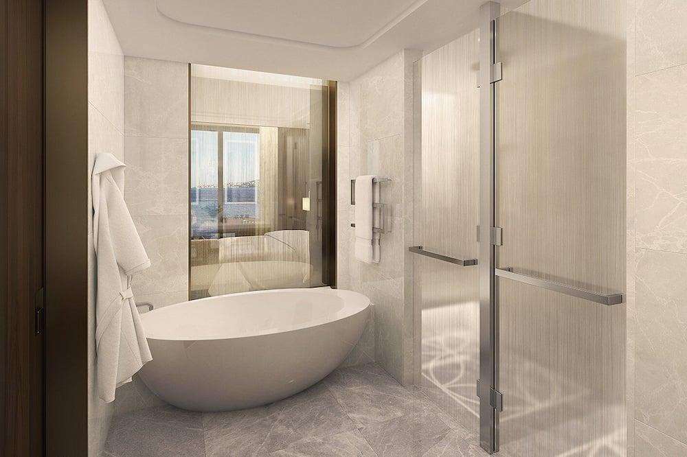 Mandarin Twin Room - Bathroom