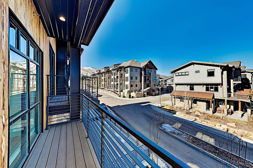 Domek, 3 sypialnie - Balkon