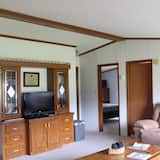 Rumah (Peaceful Pine Lodge | Right On Pine C) - Ruang Keluarga