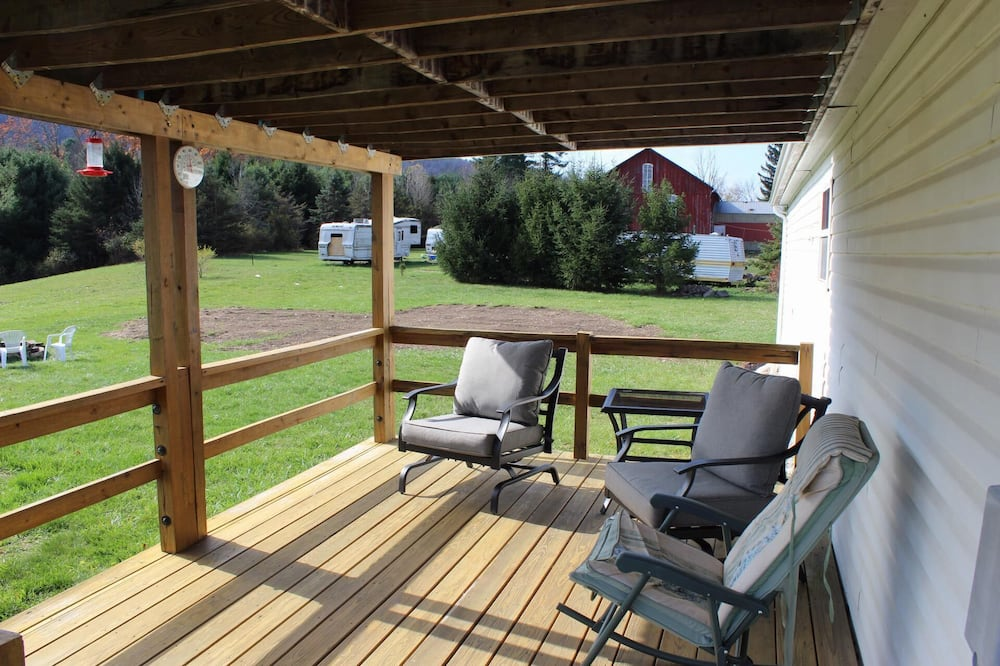 Rumah (Peaceful Pine Lodge | Right On Pine C) - Balkon