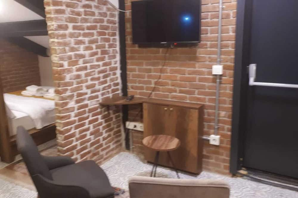 Apartmá typu Deluxe - Pokoj