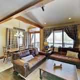 Mestský dom, 4 spálne - Obývačka