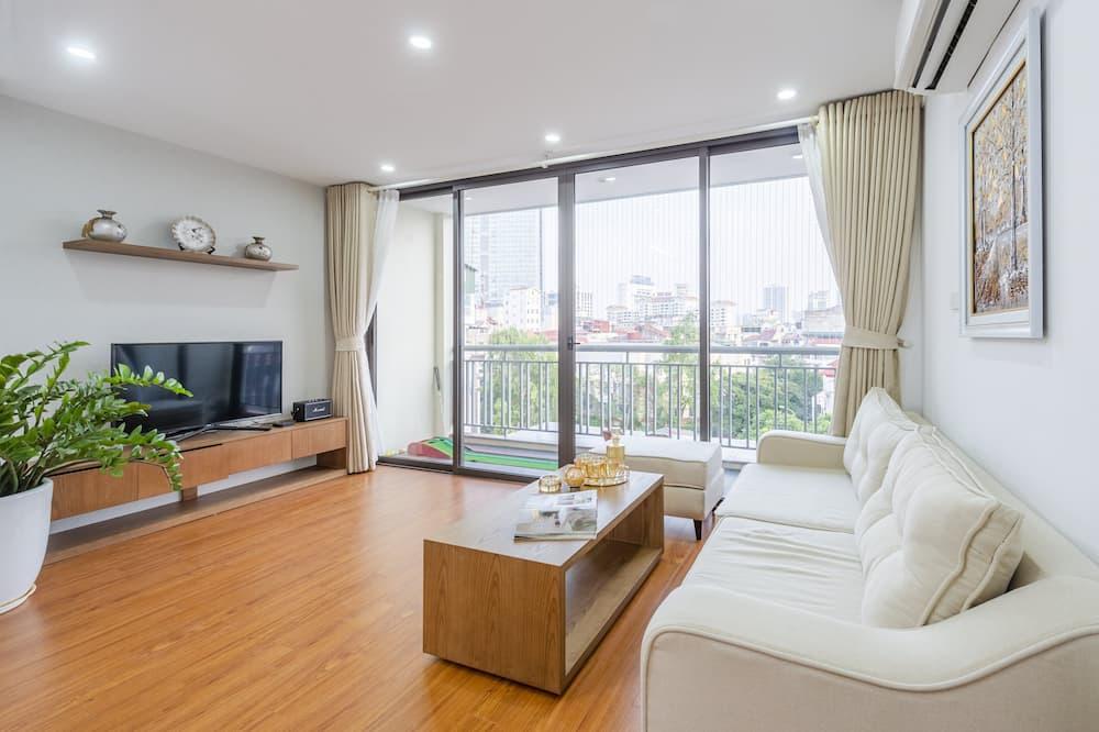 شقة ديلوكس - منطقة المعيشة