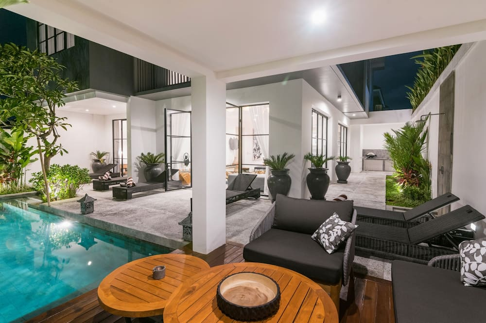 Vila typu Deluxe, 4 spálne - Obývacie priestory