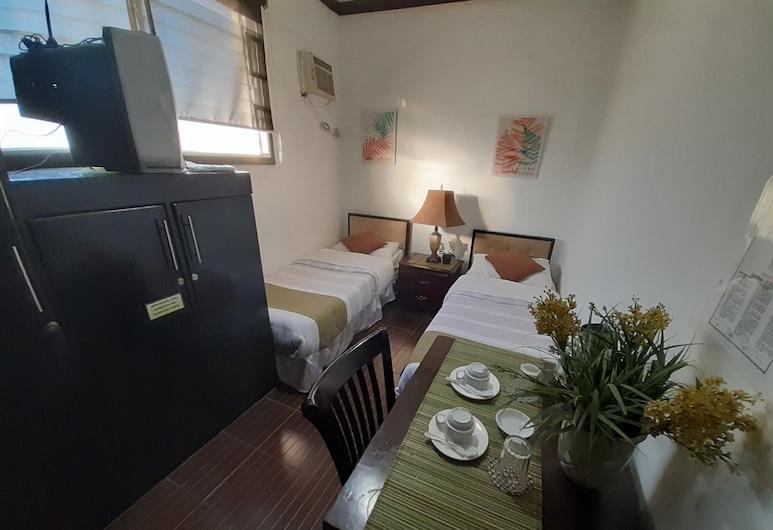 Casa Marga, Cagayan de Oro, Phòng